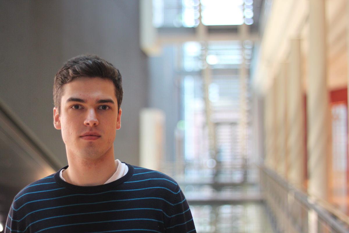 Ben Newton •Bratsche, aus Manchester (RNCM - Royal National College of Music)