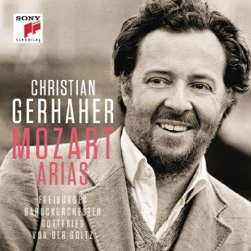 Christian Gerhaher, Mozart Arias (Sony Classical, 2015)
