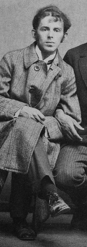 OssipEMILJEWITSCHMandelstam (1891–1938)