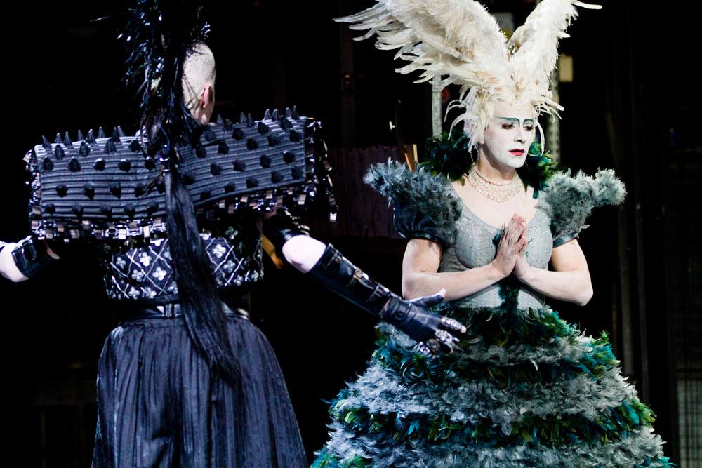 Cencic inArtaserse 2012 an der Opéra national de Lorraine· Foto ©Julian Laidig