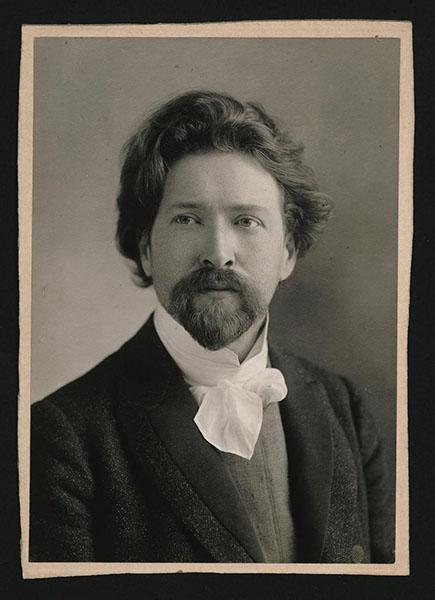 Ferruccio Busoni mit 38 ·FotoStaatsbibliothek zu Berlin – Musikabteilung mit Mendelssohn-Archiv· Weitere Informationen
