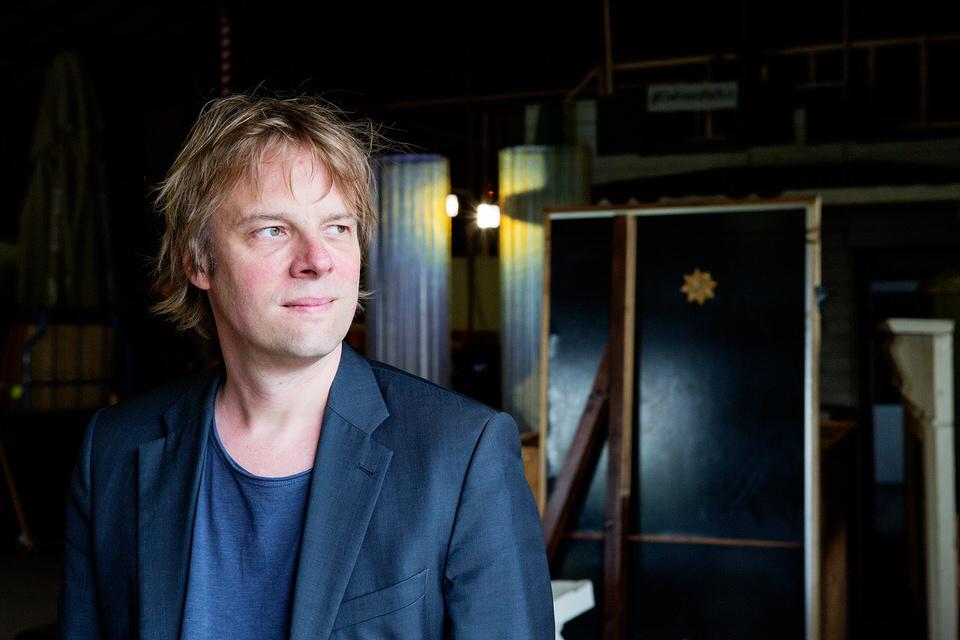 Tobias Rempe, Geschäftsführer des Ensemble Resonanz