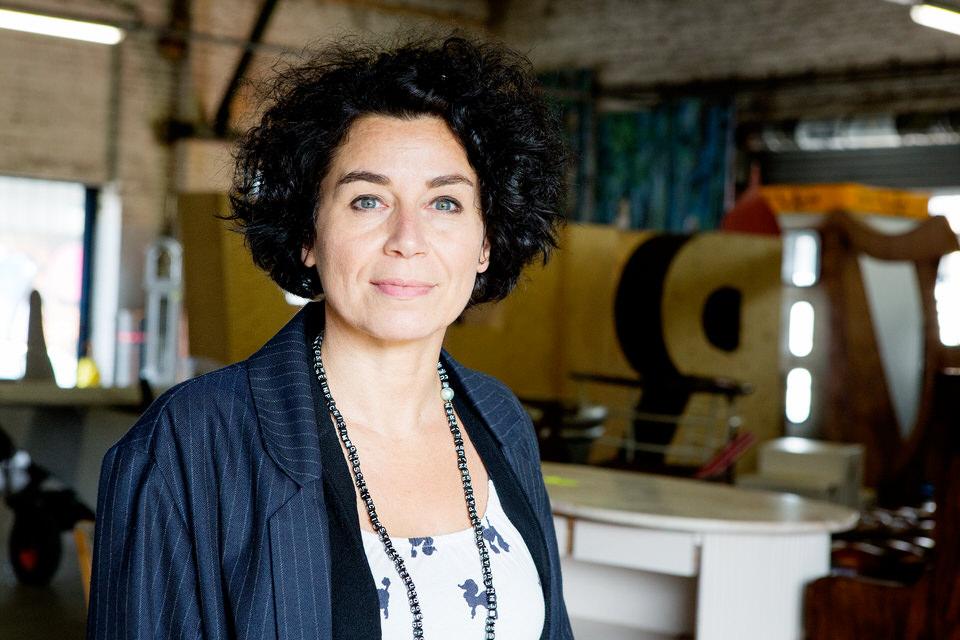 Andrea Rothaug, Geschäftsführerin von RockCity Hamburg e.V. – Zentrum für Popularmusik