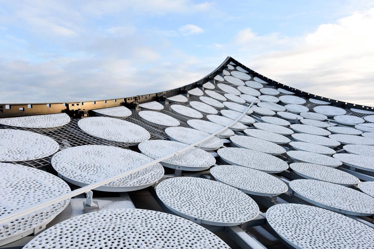 Hype oder Welle? Immer schön auf dem Dach bleiben! • Foto Michael Zapf