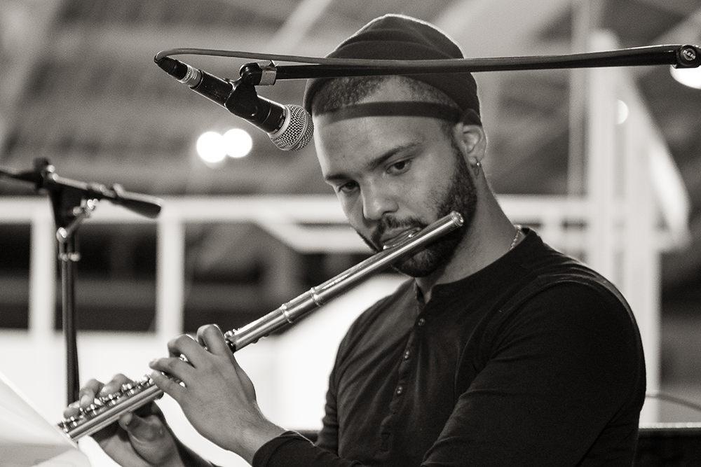 Vincent Bababoutilabo• Foto ©Mark Hellerau