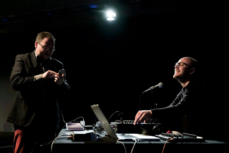 Patrick Hahn (links) undTim-Erik Winzer (rechts)