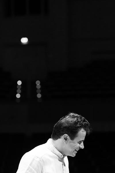 Jakub Hrůša •Foto ©Andreas Herzau