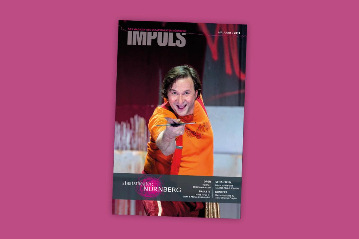 Gestaltung Julia Elberskirch / Jenny Hobrecht (Staatstheater Nürnberg)