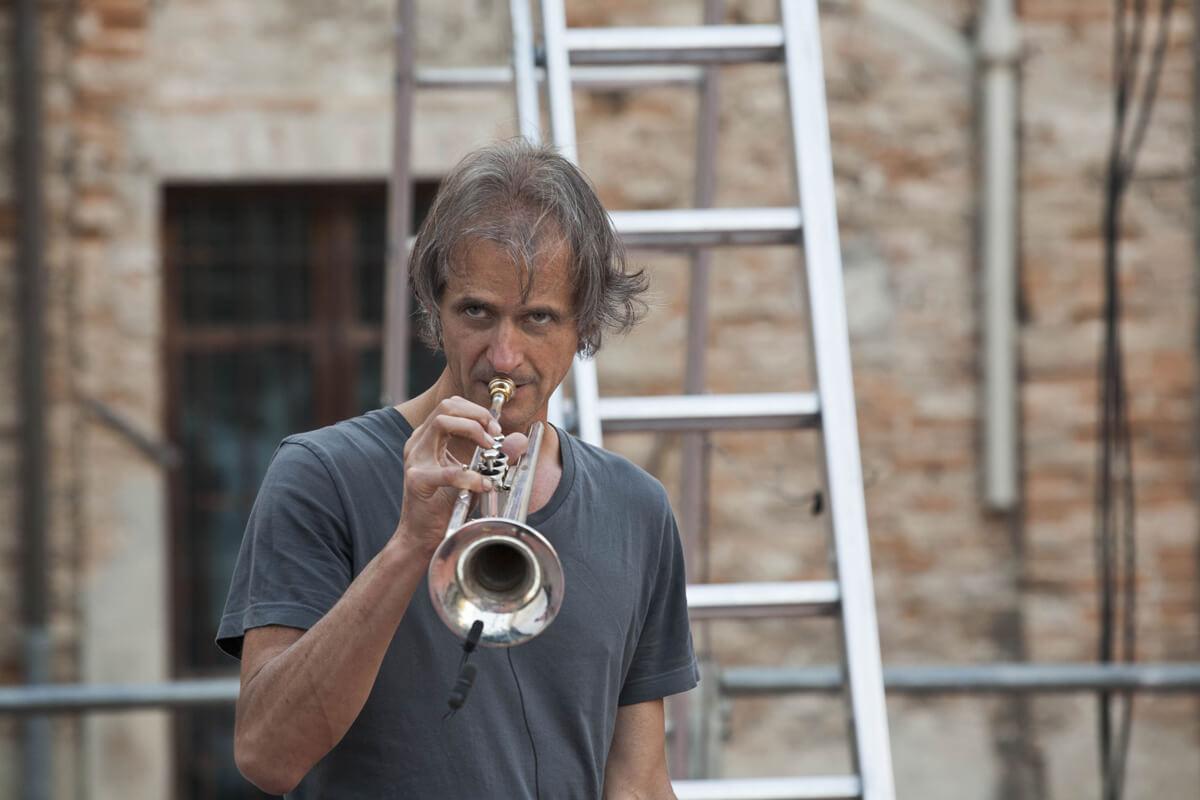 Markus Stockhausen, Rimini (2014) •Foto Roberto Masotti