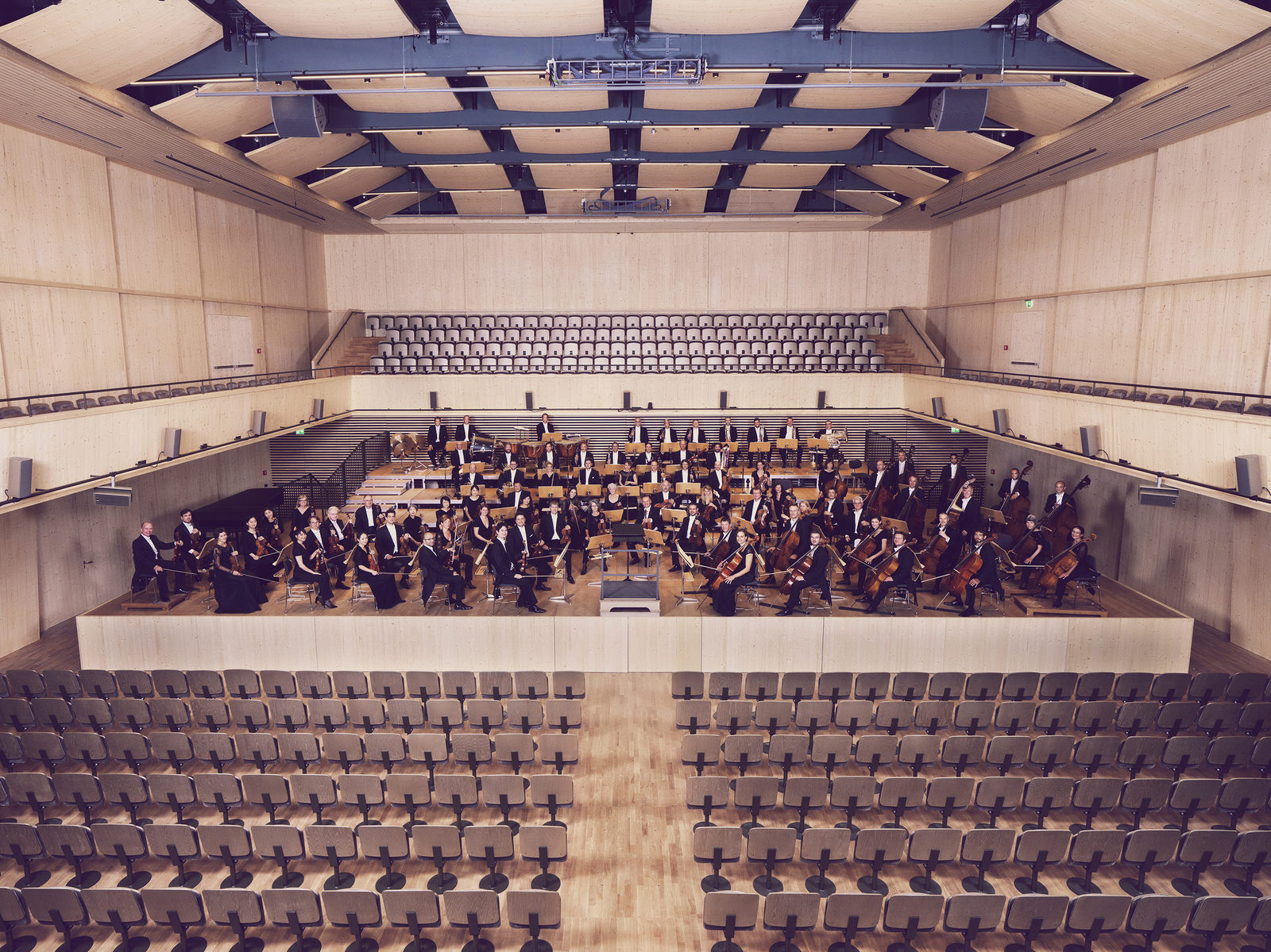 Das Tonhalle-Orchester in der Tonhalle MaagFoto ©Paolo Dutto