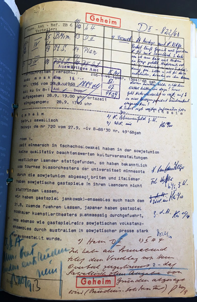 Anweisung Sawallisch, PA AA, B130 (VS), IIA4-94.29-82.07