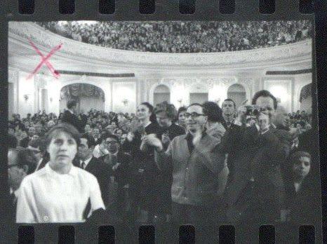Applaus im vollbesetzten Tschaikowski-Saal • Foto Reinhard Friedrich / Archiv Berliner Philharmoniker