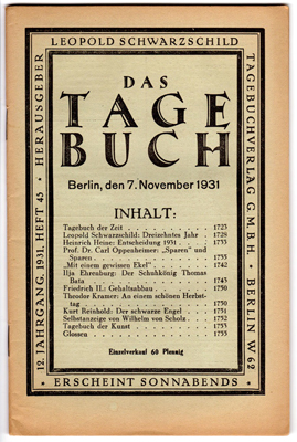 Foto Kurt Tucholsky Literaturmuseum (CC BY-NC-SA)