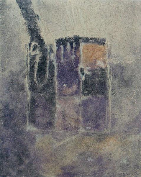 Replikat einer Malerei aus der Höhle von Lascaux •FotoHTO(Public domain) via Wikimedia Commons
