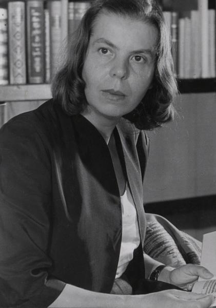 Margot Hinnenberg (1947) • Foto ©IMD-Archiv / Dr. Wolff, Tritschler OHG